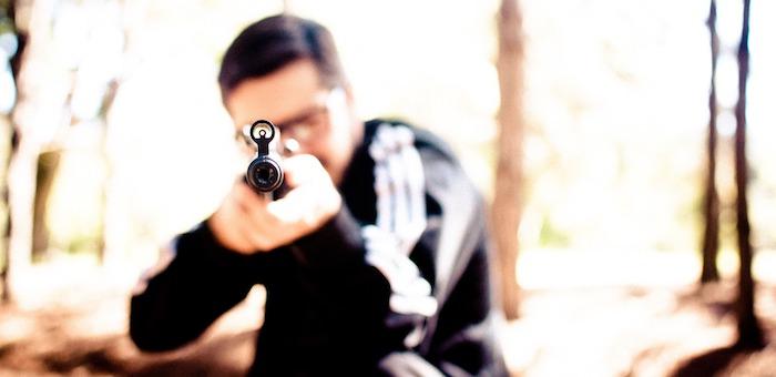 Мужчину, устроившего стрельбу в Малой Ине, посадили на девять лет
