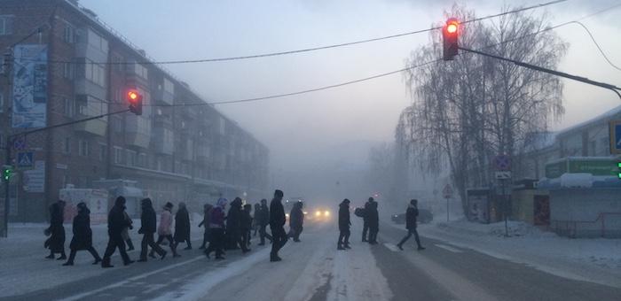 Крепкие морозы простоят на Алтае еще несколько дней