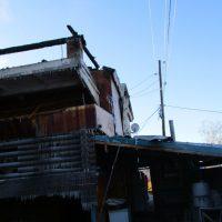 На турбазе в Рыбалке произошел пожар