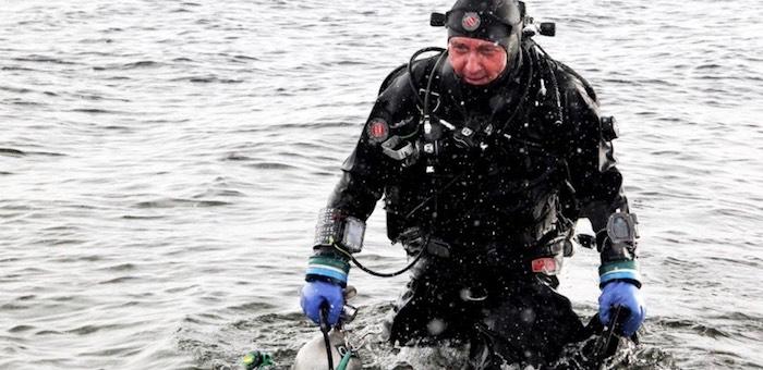 На Телецком озере совершено самое глубокое в истории погружение