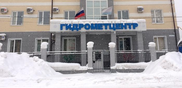 В Сибири выпало рекордное количество снега