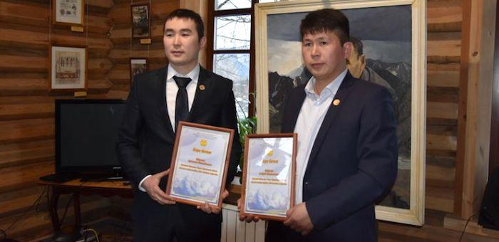 Общественную премию имени Чорос-Гуркина получили два энергетика