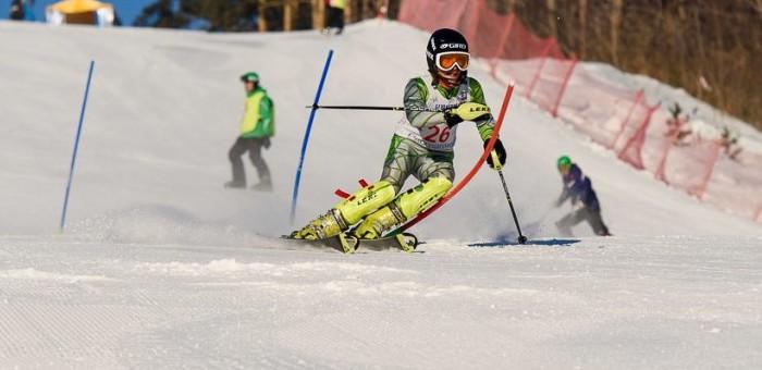 Горно-алтайские горнолыжники успешно выступили на всероссийских соревнованиях