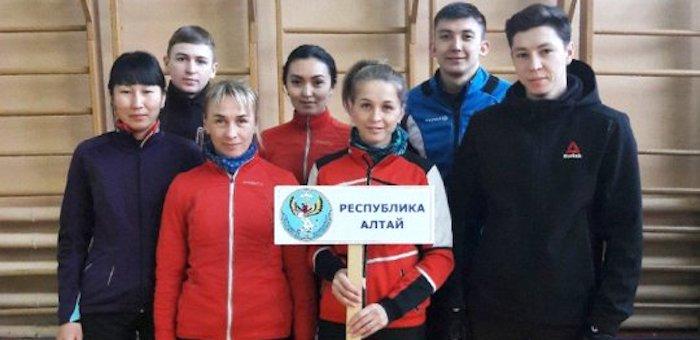 Сборная ГАГУ завоевала бронзу на этапе Кубка страны по зимнему полиатлону