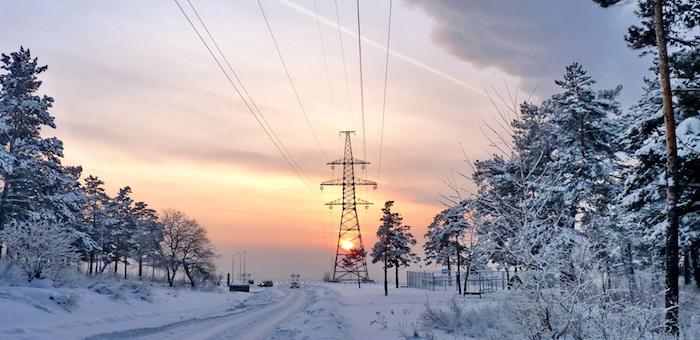 На Алтай пришли суровые морозы, энергетики работают в режиме повышенной готовности
