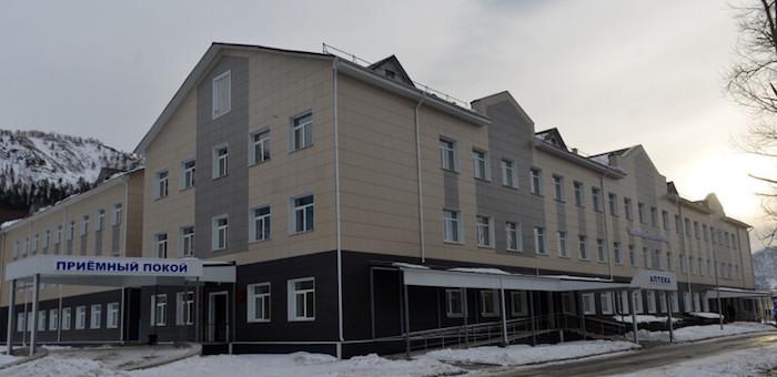 Федеральный бюджет выделил средства на чемальскую районную больницу