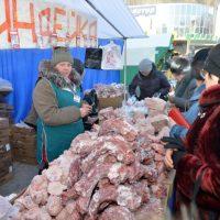 145 предприятий приняли участие в традиционной сельхозярмарке
