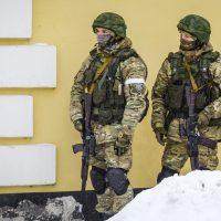 Масштабные контртеррористические учения прошли в Горно-Алтайске