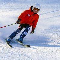 Открытое первенство по горным лыжам состоялось в Горно-Алтайске