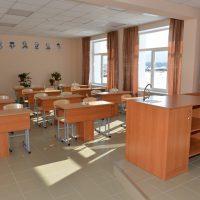 После капитального ремонта в Амуре открылась школа
