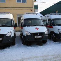 В Горно-Алтайске завершился ремонт станции скорой помощи