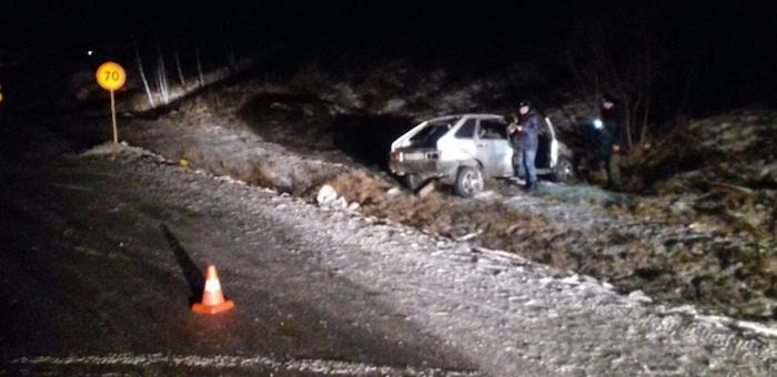 Житель Камлака пострадал в ДТП из-за пьяного водителя