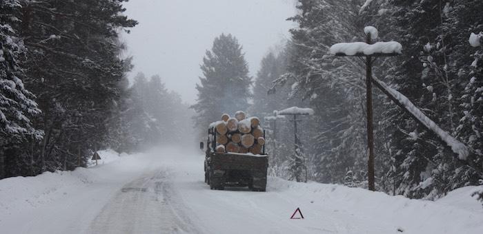 Резкое ухудшение погоды ожидается на Алтае