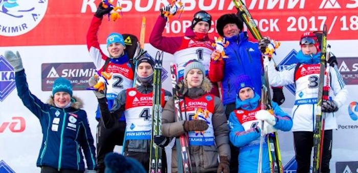 Денис Иродов завоевал путевку на первенство России по биатлону среди юношей