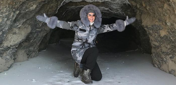 Актриса Ирина Безрукова мечтает купить дом на берегу алтайской реки