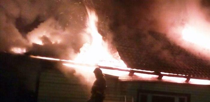В Горно-Алтайске и Кош-Агачском районе резко выросло число пожаров