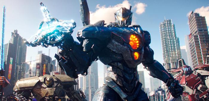«Тихоокеанский рубеж-2»: роботы-защитники против инопланетных монстров