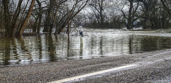 Синоптики прогнозируют подъем уровня воды в реках республики
