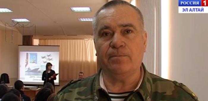 В Горно-Алтайске увековечат память Павла Гиммельбродского
