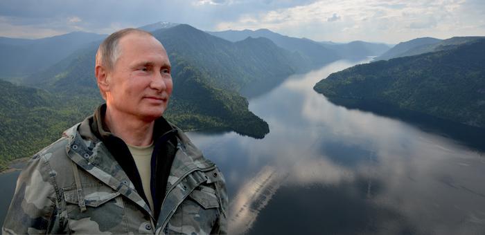 Путин не забывает о Телецком озере