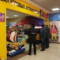 Надзорные ведомства проверили торгово-развлекательный центр «Панорама» (фото, видео)