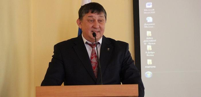 В Горно-Алтайске состоялось открытие Года добровольца