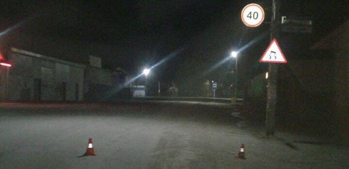 В Онгудае пьяный водитель сбил нетрезвого пешехода