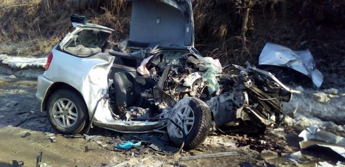 Жительница Маймы погибла в ДТП на «объездной»