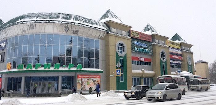 В Горно-Алтайске проверят торгово-развлекательные центры