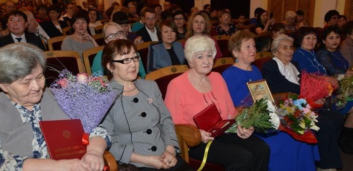Выдающиеся женщины получили государственные награды