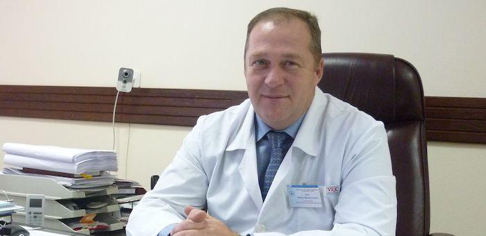 Главный врач Республиканской больницы ответит на вопросы горожан