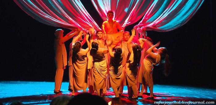 Национальный театр Калмыкии приезжает с гастролями в Горно-Алтайск