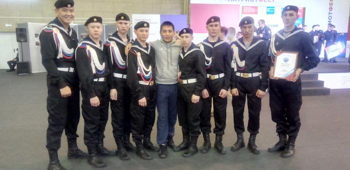 Горно-алтайские кадеты приняли участие в патриотической игре «Сибирский щит» в Красноярске