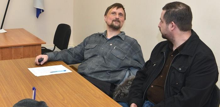 Сергея Михайлова арестовали на 19 суток