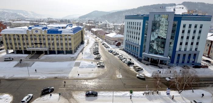 В Горно-Алтайске сегодня выбирают территории для благоустройства