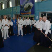 Президент международной федерации айкидо провел тренировки в Горно-Алтайске