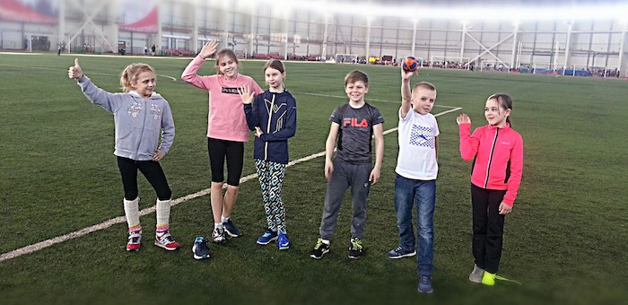 Команда Республики Алтай приняла участие в финале «Шиповки юных»