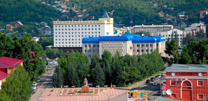 Горно-Алтайск примет участие в конкурсе проектов по созданию комфортной среды