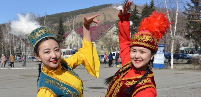 Наурыз отпразднуют в Горно-Алтайске в воскресенье