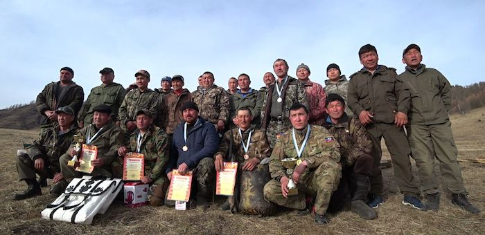 Айдар Ойношев стал победителем турнира по стрельбе