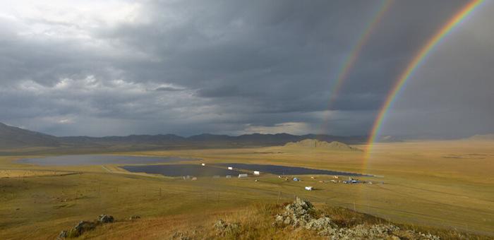 Солнечные электростанции на Алтае произвели более 8 млн кВт/ч электроэнергии