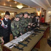 День призывника и столетие военкоматов отпраздновали в Горно-Алтайске