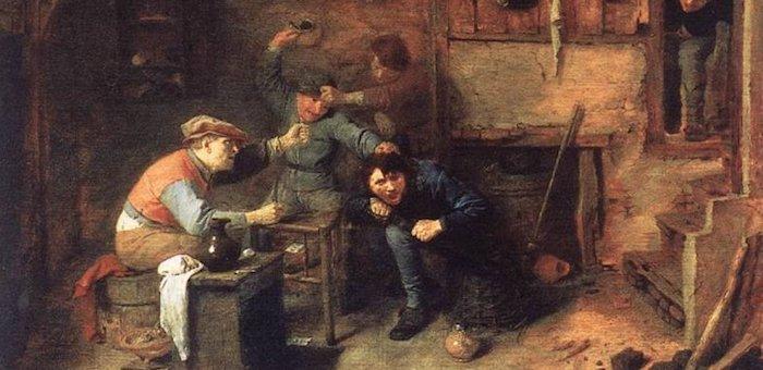 Ссора в столовой: золотодобытчик нанес коллеге десять ударов ножом