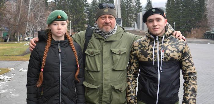 Поисковики из Республики Алтай отправились в очередную экспедицию