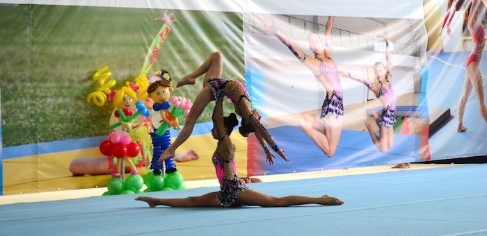 Первенство по спортивной акробатике прошло в Горно-Алтайске