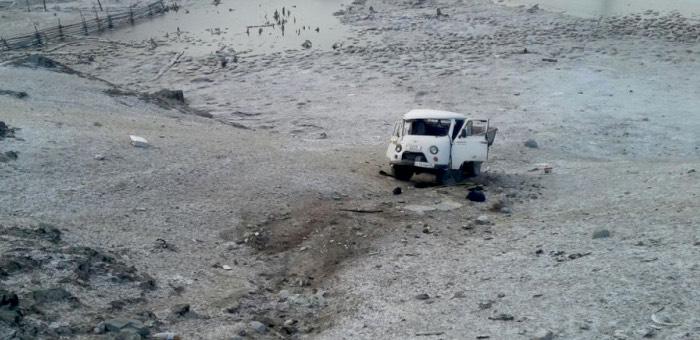 20-летняя девушка погибла в Улагане в автомобильной аварии