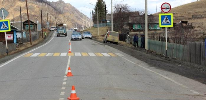 В Мыюте на пешеходном переходе насмерть сбили 6-летнего мальчика