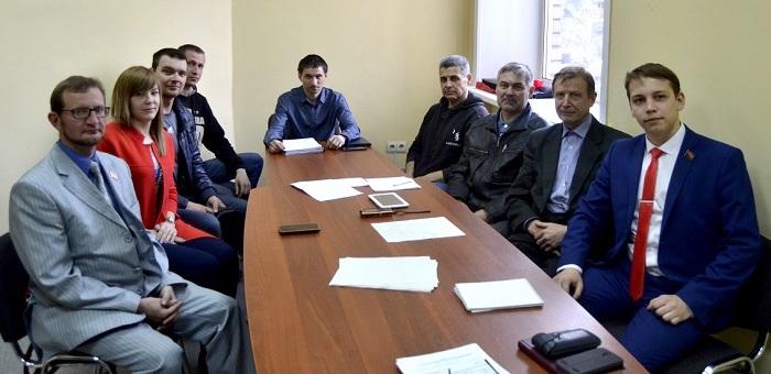 В Республике Алтай создали региональное отделение партии «Коммунисты России»