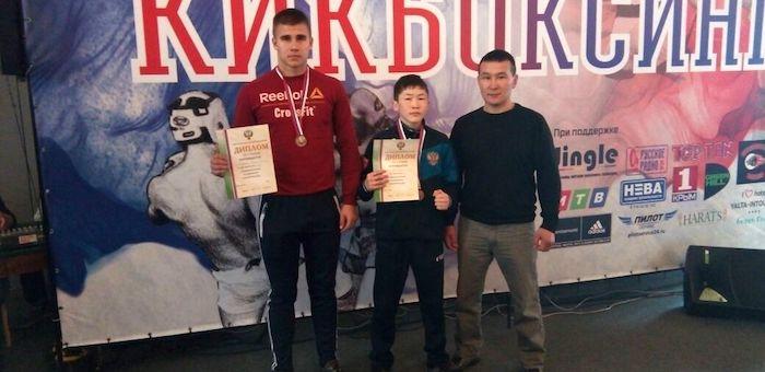 Кикбоксеры из Республики Алтай завоевали в Ялте бронзу