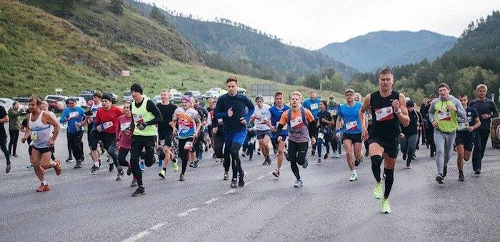 На Алтае пройдет спортивный праздник «Горный За бег»